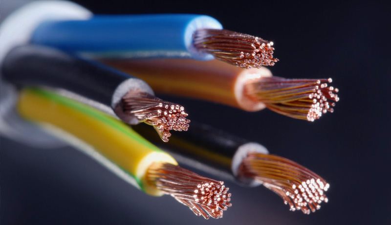 All kind of Fiber and Copper cables (vertical and horizontal), 2nd Fix works as per standards image